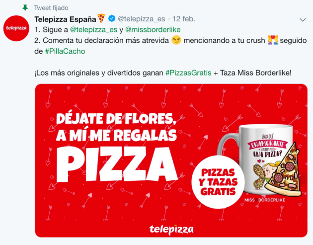 Telepizza PillaCacho